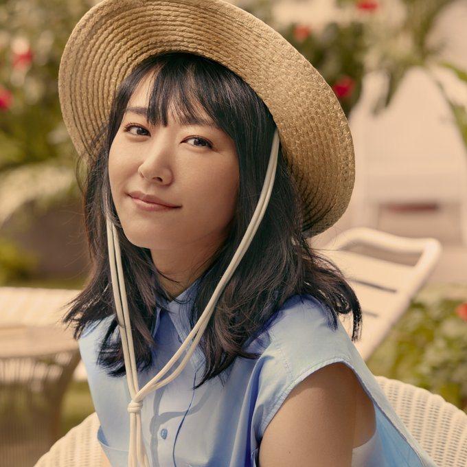 H&M日本官網昨天宣布女星新垣結衣將為其代言後,消息傳到中國大陸,引發粉絲「要老婆還是要新疆」的複雜情緒。 圖/翻攝自H&M Japan推特