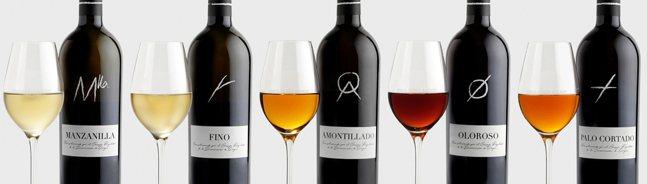 Manzanilla、Fino、Amontillado、Oloroso、Palo...