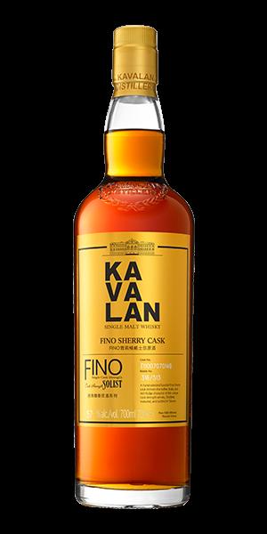 噶瑪蘭經典獨奏Fino雪莉桶威士忌原酒,是少見以Fino雪莉桶熟陳的威士忌。圖/...