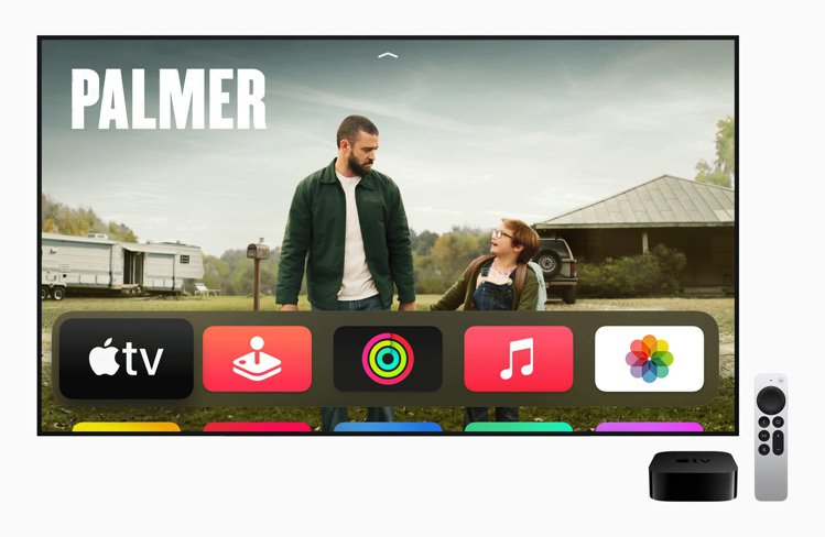 Apple TV 4K,售價5,590元起。圖/蘋果提供