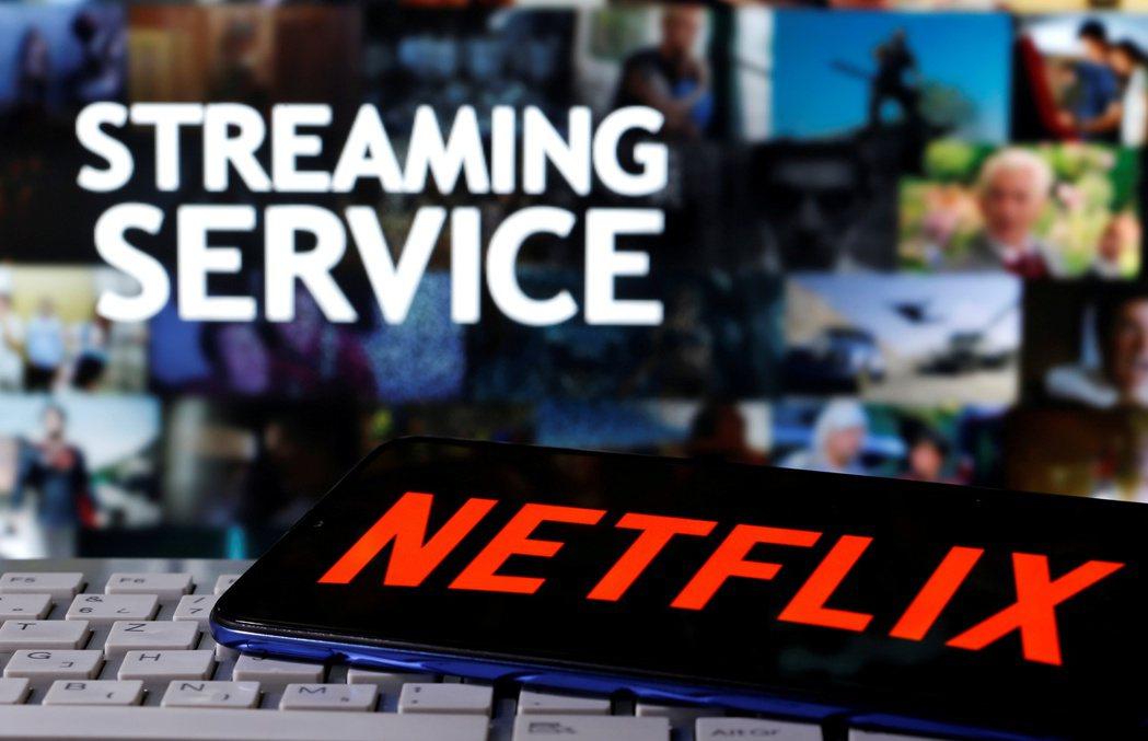 影音串流平台Netflix上季新增付費訂閱人數不如預期。路透