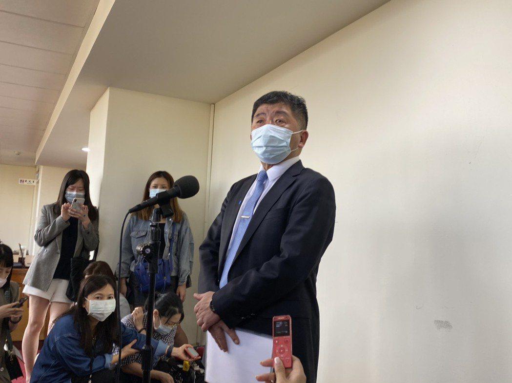 衛福部長陳時中表示,就目前看來,本土感染的可能性越來越低,但也不能現在就排除,中...