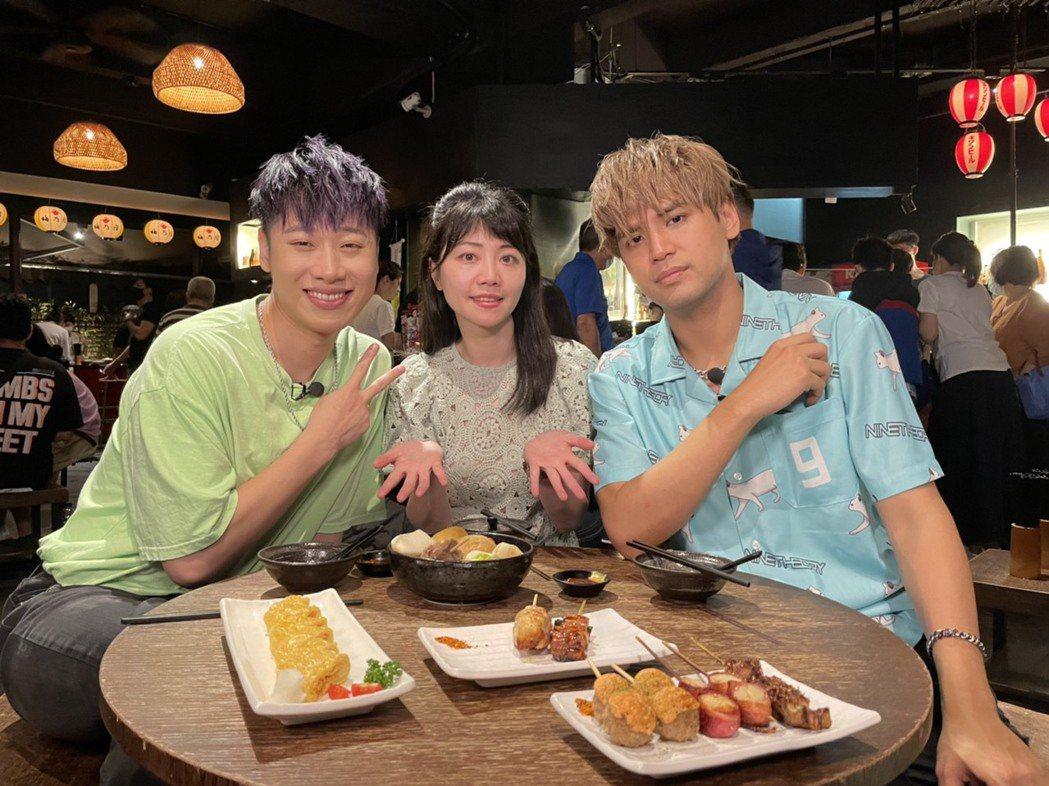「食尚玩家」全新單元「魚肉鄉民」開播後頗受好評,第二集則邀請到大來賓立委高嘉瑜。