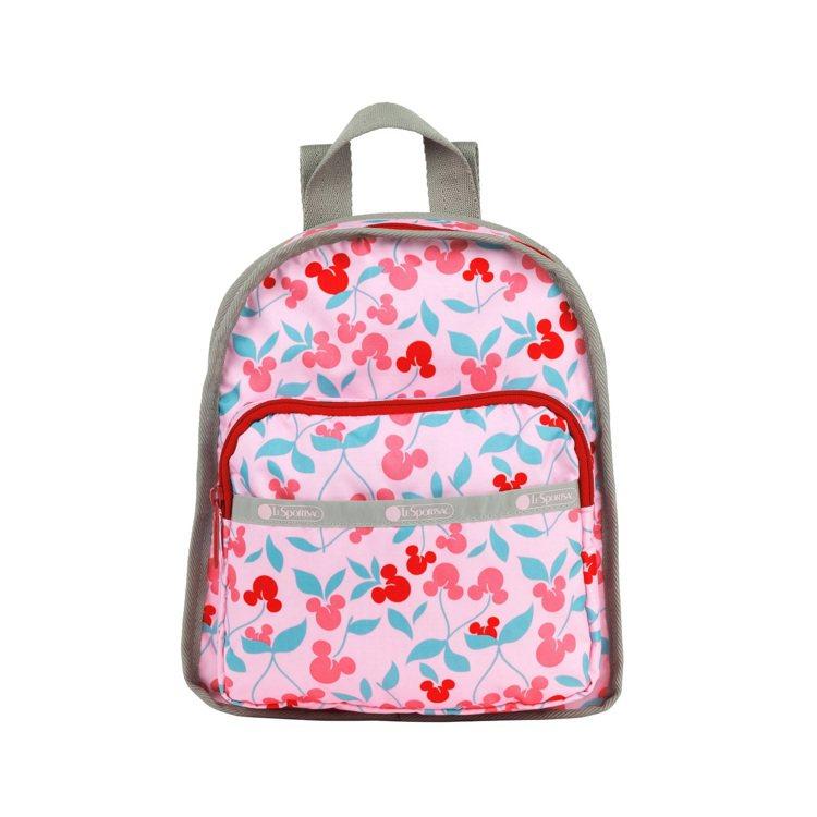 米奇櫻桃輕便後背包,5,000元。圖/LeSportsac提供
