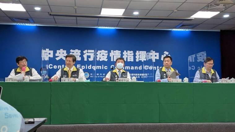 國內新冠肺炎疫苗截至20日累積3萬4197人施打,其中通報接種後不良事件達422...
