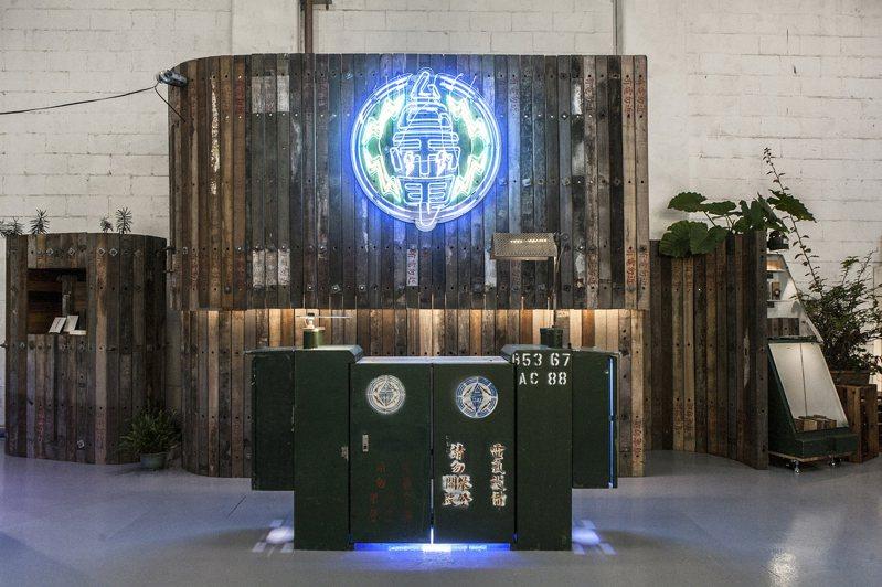 台電繼2019年首度參與全台最大文創平台「台灣國際文化創意產業博覽會」,今年再度獲邀參展,即日起至25日在松山文創園區四號倉庫與上百家知名設計品牌共同展出。 圖/台電提供