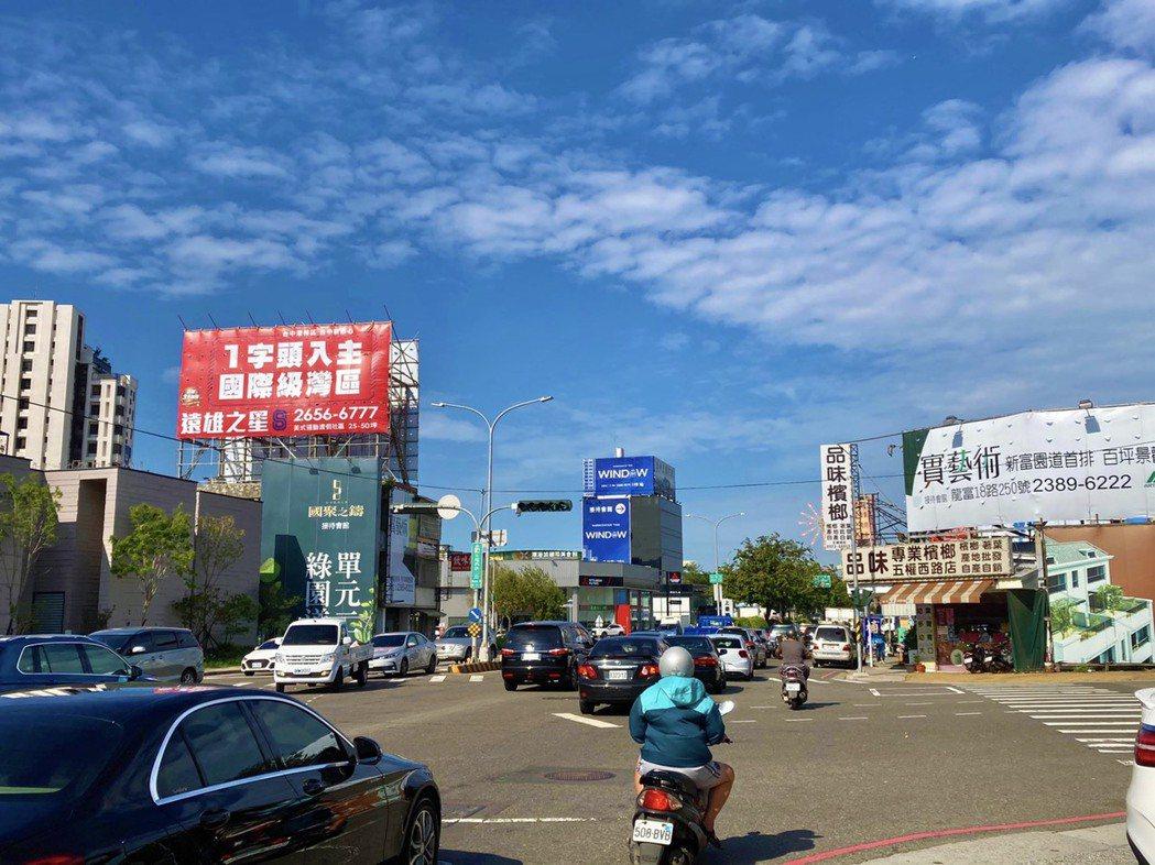 台中海線地區短短5年移轉棟數大增逾80%,第1季交易量達914棟。記者宋健生/攝...