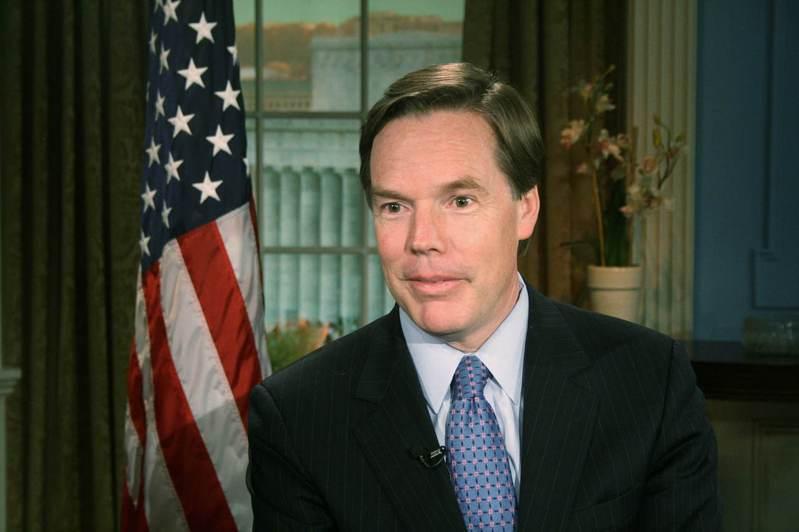媒體報導,美國可望派前國務次卿伯恩斯(圖)出任駐中國大陸大使。路透