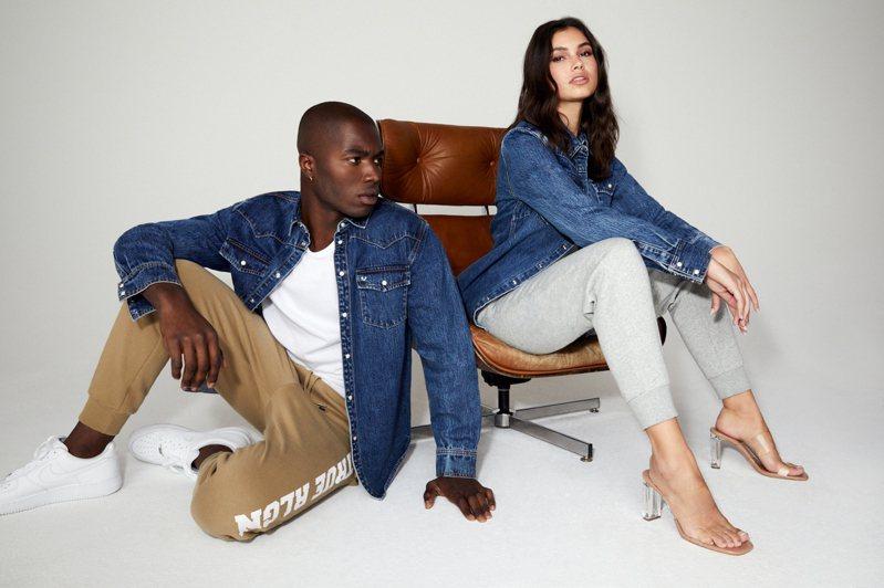 創辦人Jeffrey Lubel重新執掌頂級牛仔褲品牌True Religion後,找回了伊始的性感元素,因此讓春夏系列煥然一新。圖/俊嶽提供