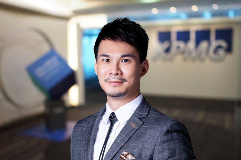 KPMG安侯永續發展顧問公司執行副總林泉興。圖/安侯永續發展顧問公司提供