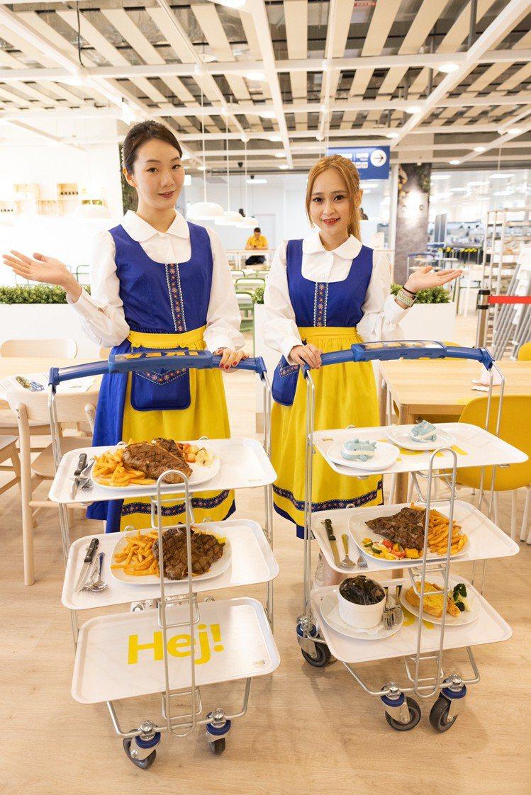IKEA內湖店4月28日開幕。記者沈昱嘉/攝影