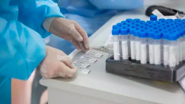 大陸新冠疫苗接種超過2億劑次。圖/澎湃新聞