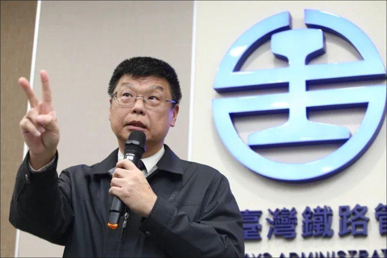 台鐵新任局長將由副局長杜微升任。本報系資料照