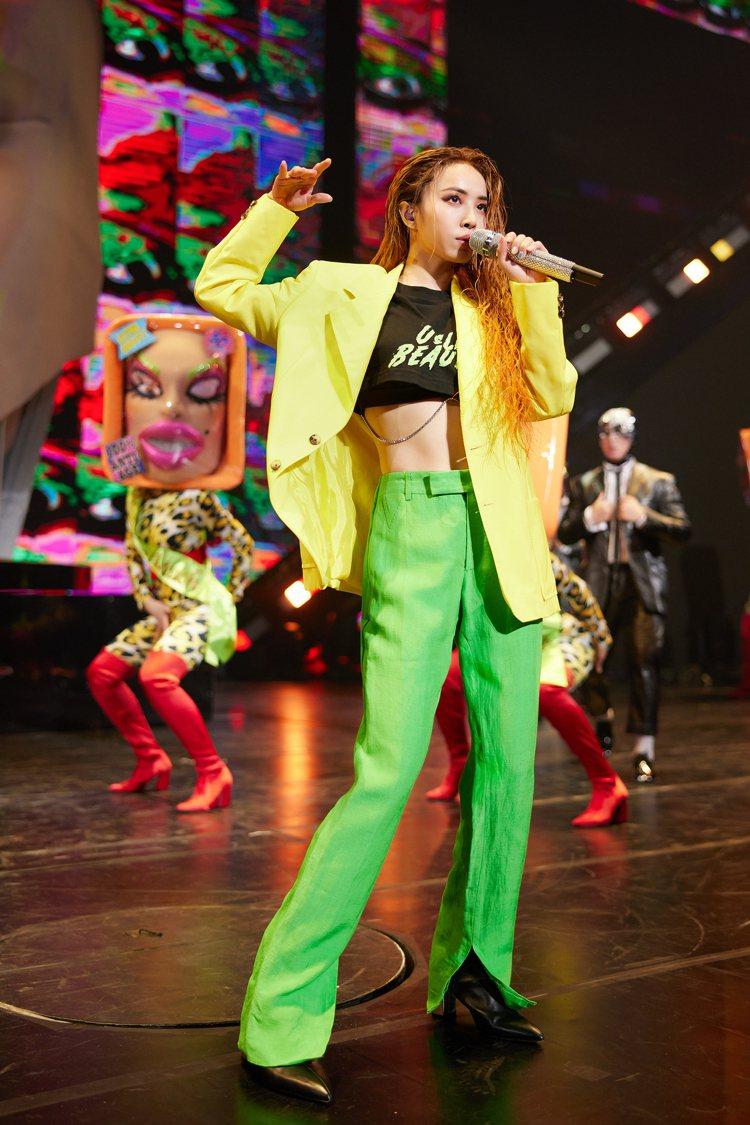 蔡依林「Ugly Beauty世界巡演」重返台北小巨蛋。圖/凌時差提供