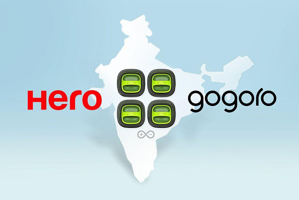 Hero MotoCorp Ltd.與Gogoro Inc.宣布策略聯盟,加速印...