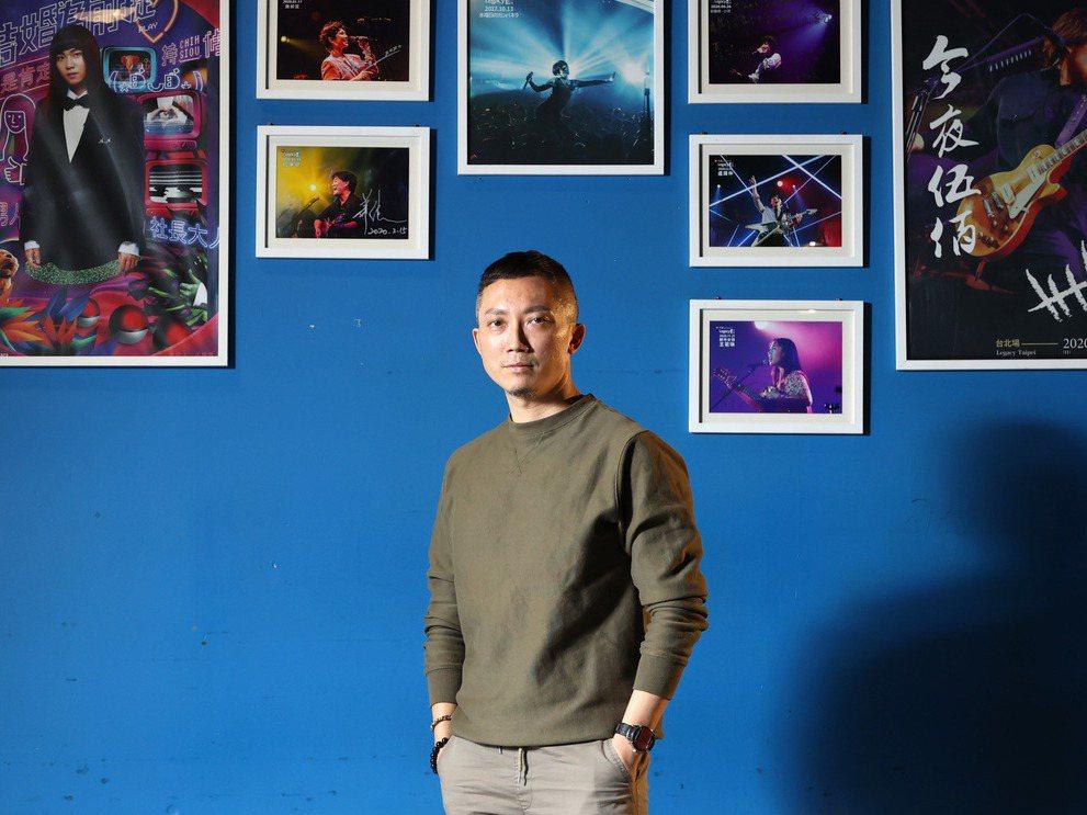 小樹在音樂圈20多年,以各種形式觀察與發掘音樂新聲。記者林澔一/攝影