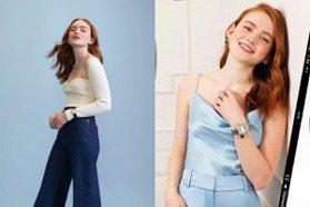 《怪奇物語》的她居然滿19歲了!暴風成長變超美狂接時尚代言 網:比11還漂亮