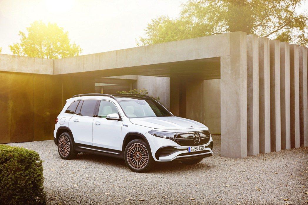 全新Mercedes-Benz EQB將於匈牙利量產,中國版本則由北京奔馳主導生...
