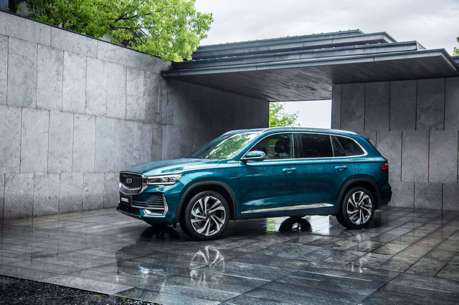 2021上海車展/基於CMA平台的最新豪華休旅 吉利「星越L」正式發表!