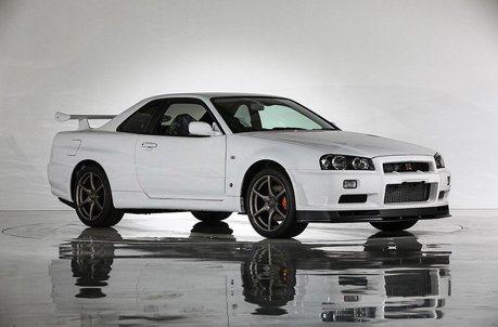 根本投資型商品!沒有掛牌紀錄、僅開10公里的R34 GT-R V-Spec II Nür價格超過1800萬