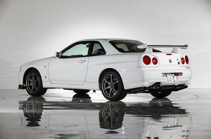 2002 Nissan Skyline GT-R V-Spec II Nür。 ...