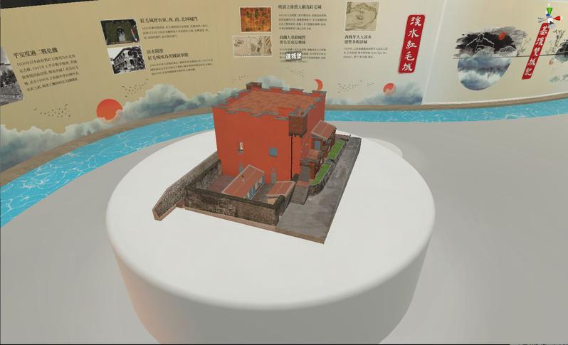 《基淡雙城四百年VR展》廣邀各界對北臺灣歷史文化有興趣的朋友共襄盛舉。圖/淡江大學提供