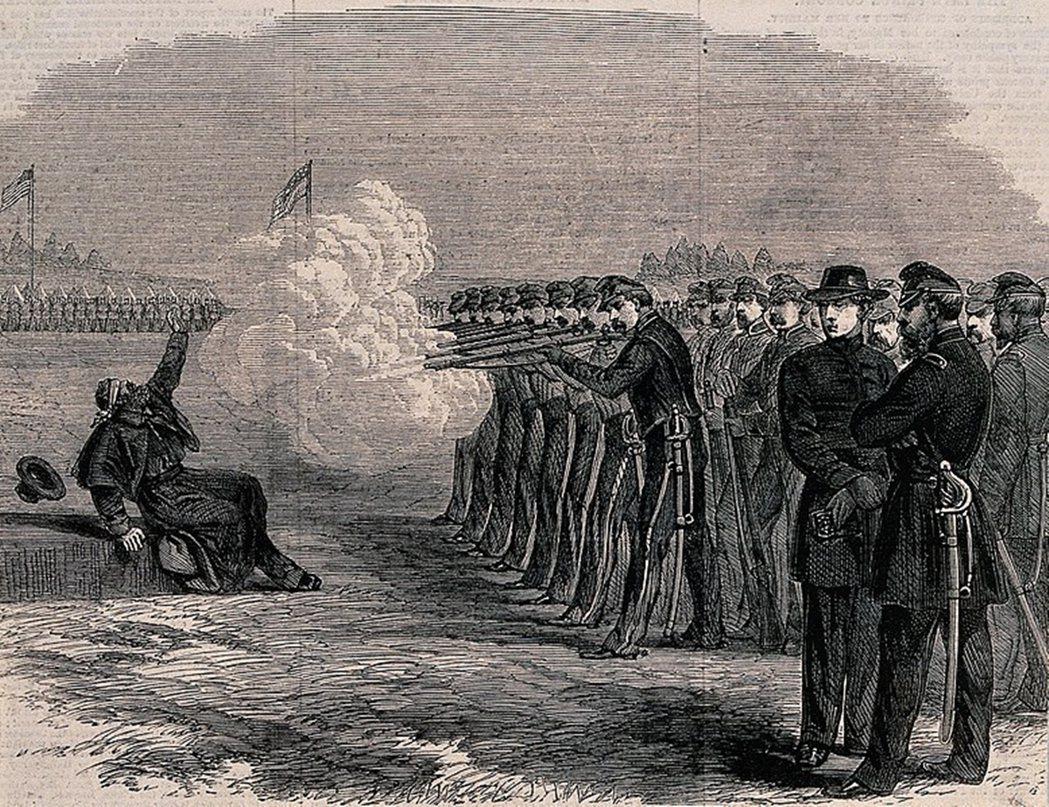 美國內戰期間,南方的美利堅聯盟國(Confederate states),最終潰...