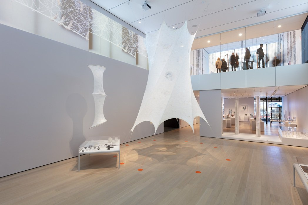 紐約MoMA美術館。富邦藝術基金會/提供
