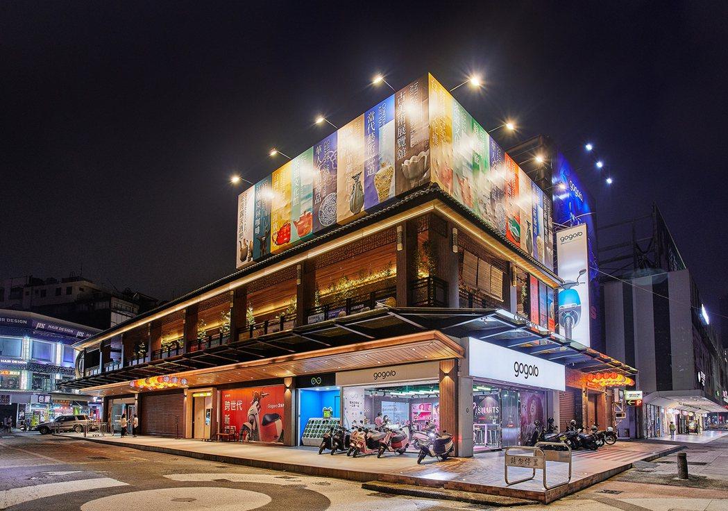 永樂方舟用科技結合文創創造翻轉台灣創業市場的新藍海。 永樂方舟/提供