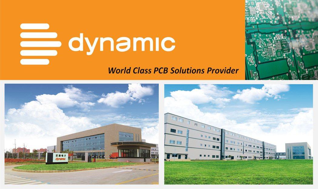 PCB廠定穎電子近幾年將產品重心放在汽車板、顯示面板、儲存式裝置、網路通訊及伺服...