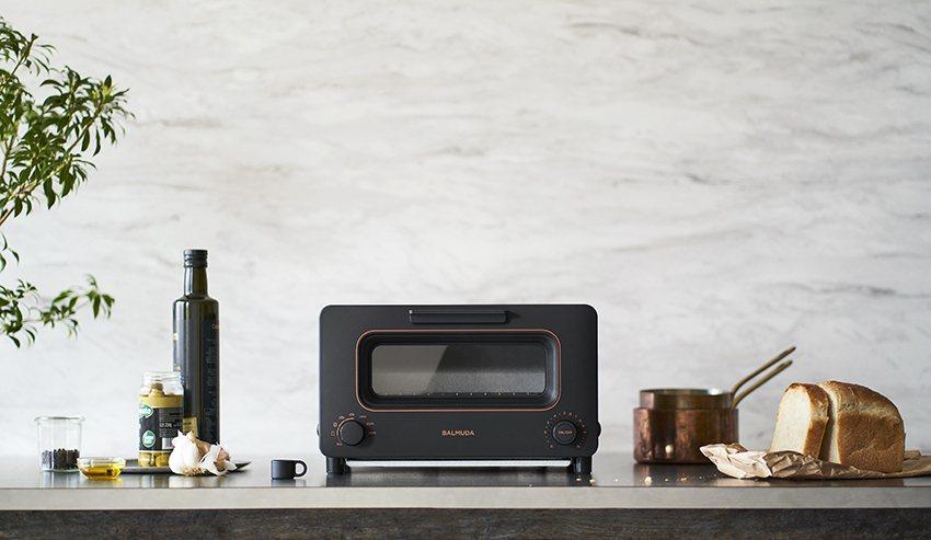 怡眾國際-BALMUDA蒸氣烤麵包機K05C。 新光三越桃園站前店/提供