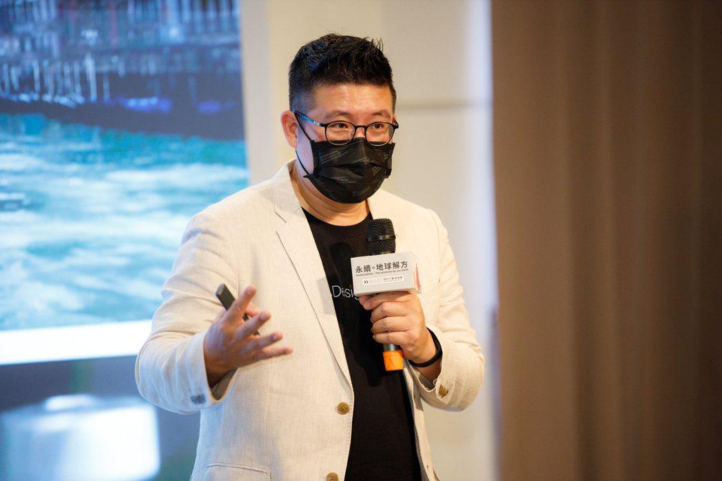 圖說:5% Design Action社會設計平台執行長楊振甫為活動主要策展人。...