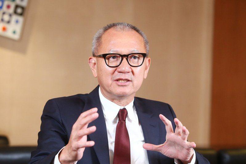 國巨董事長陳泰銘。(聯合報系資料庫)