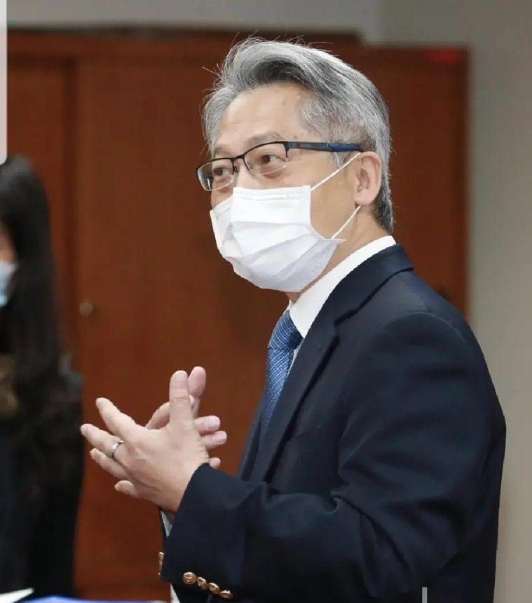 中研院院長廖俊智。記者黃義書攝影/報系資料照