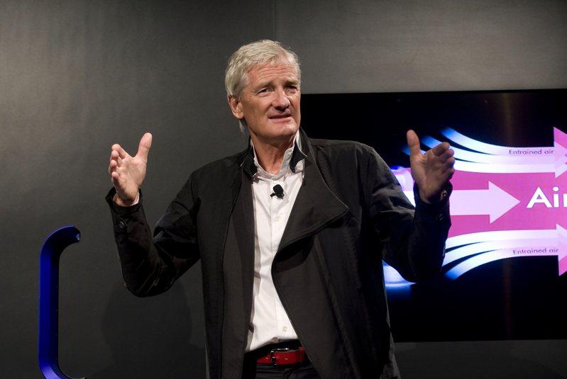 據傳戴森公司創辦人戴森已從新加坡搬回英國。美聯社