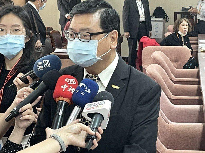 觀光局長張錫聰說,有些是外交部門洽談,有些是旅遊部門,很多人有興趣。記者曹悅華/攝影