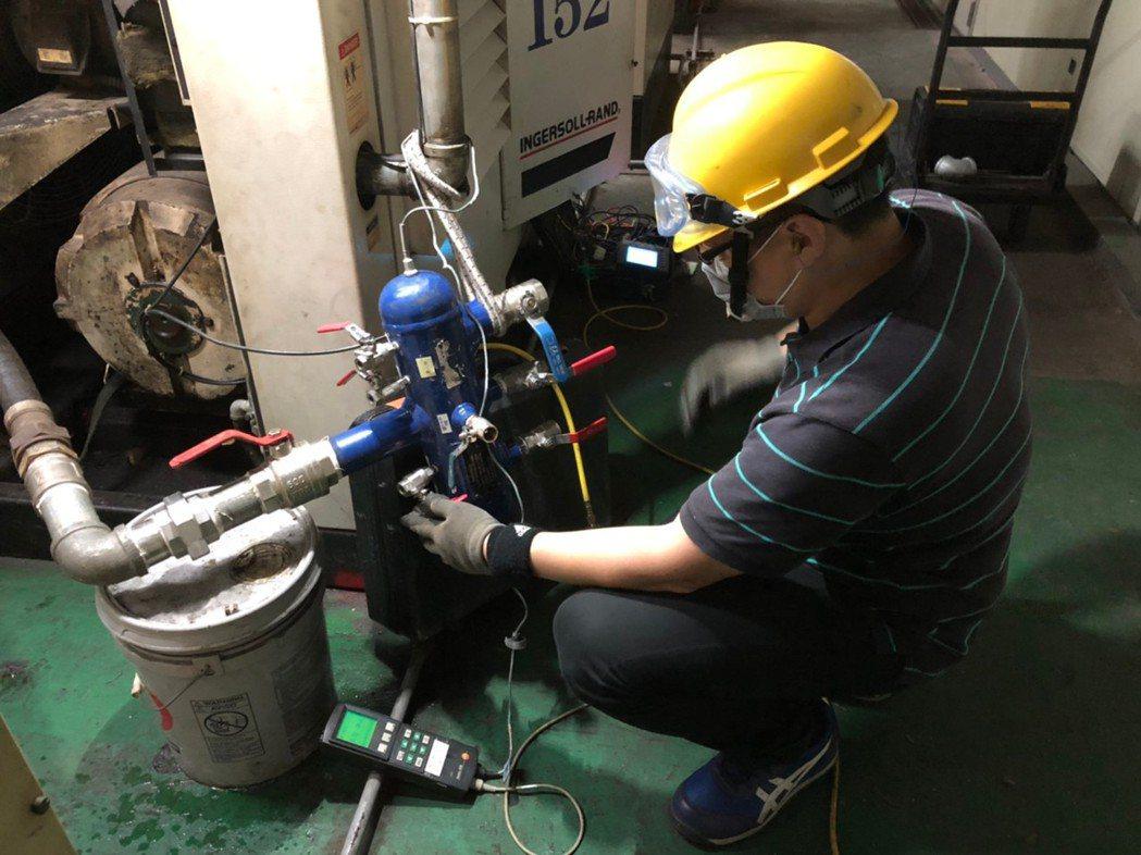 科技產業園區推動節能節水輔導及綠電建置等相關工作,多管齊下,促使溫室氣體減少排放...