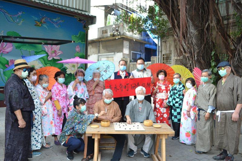 台南市中西區永華里慶祝母親節,5月1日將舉辦「三代同堂-母親節活動」及「清水寺町-回春遊趣」活動。記者鄭惠仁/攝影