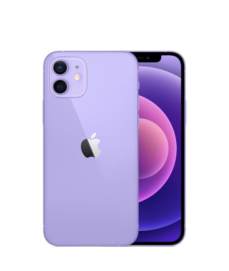 momo明晚八點開放預購iPhone 12新色。圖/momo購物網提供