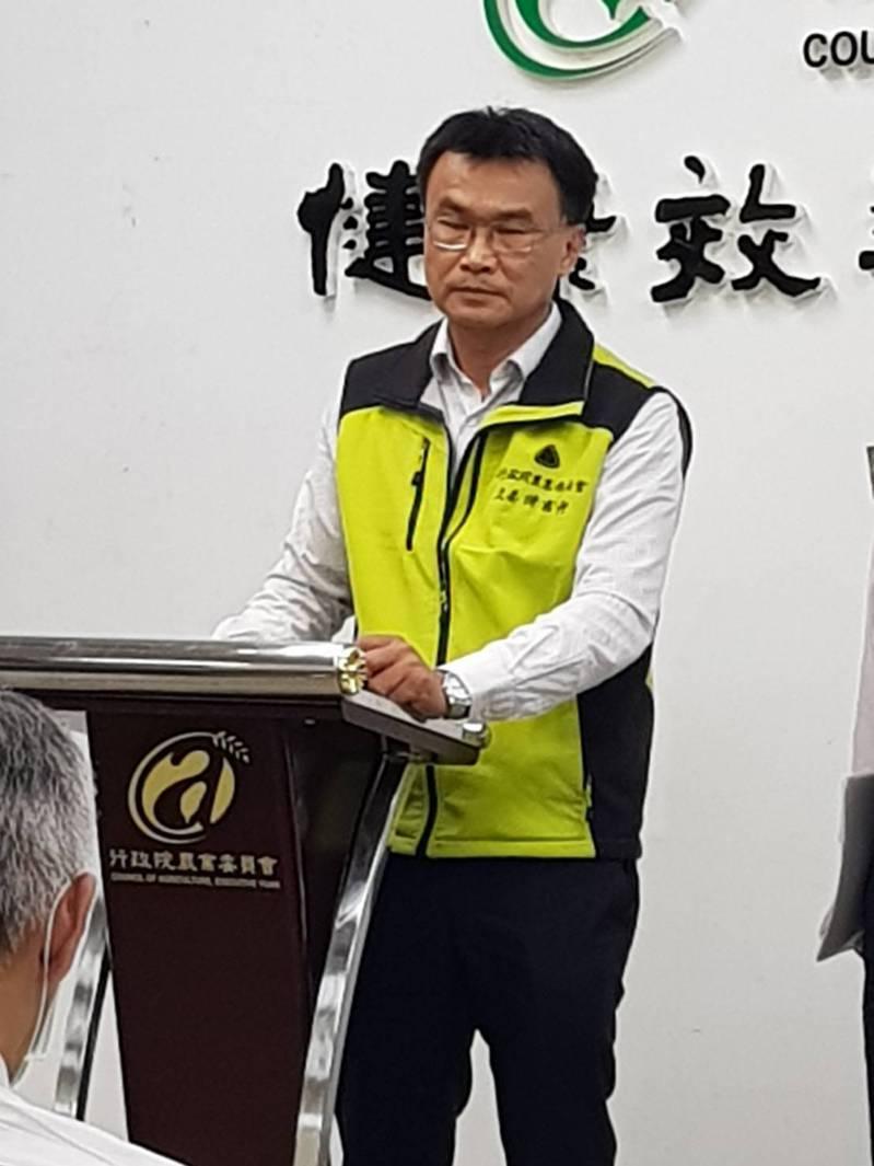 農委會主委陳吉仲表示,如果做不到的話不要說碳中和,溫管法裡承諾2030年溫室氣體要減回2005年的一半,也絕對會破功,所以現在政府目前就是要往這個方向執行。記者彭宣雅/攝影