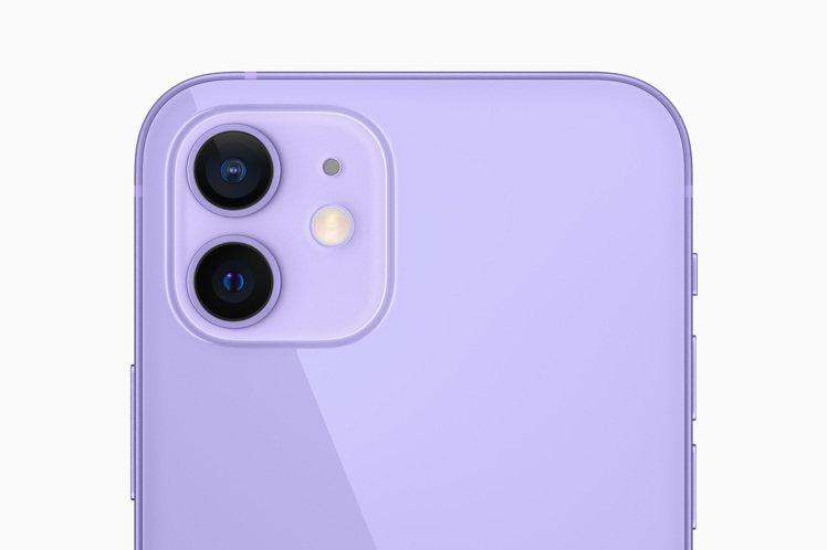 iPhone 12 與 iPhone 12 mini 先進的雙相機系統配備超廣角...