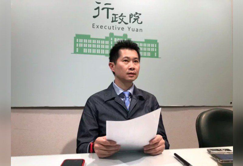 政院前發言人丁怡銘3月獲回聘政院顧問後,又因致電立法院長辦公室惹議。本報資料照片