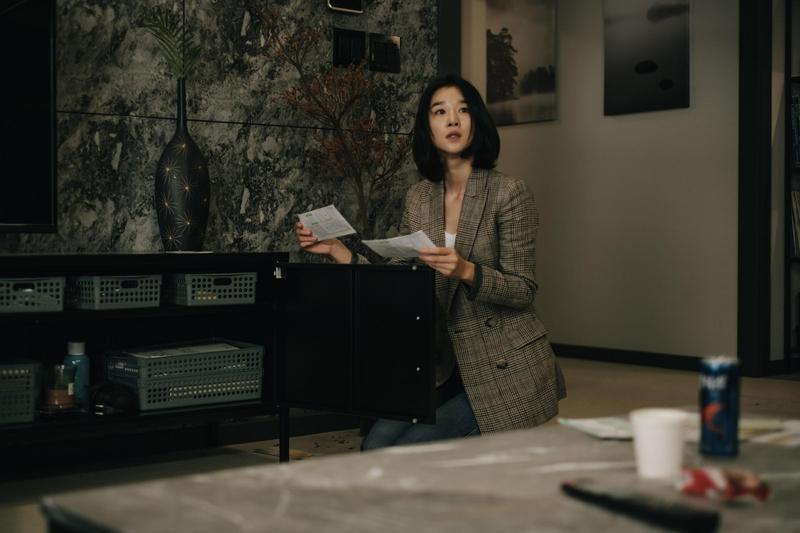 徐睿知主演「迴憶」在南韓開出亮麗票房。圖/甲上提供