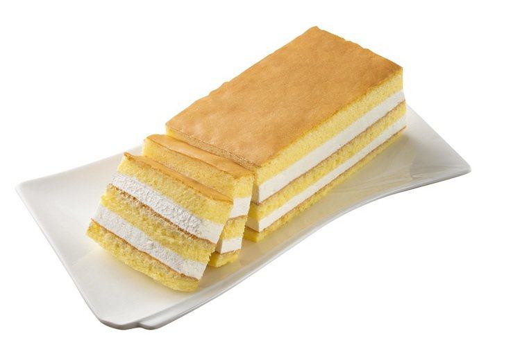 生乳戚風蛋糕,售價109元。圖/全聯福利中心提供