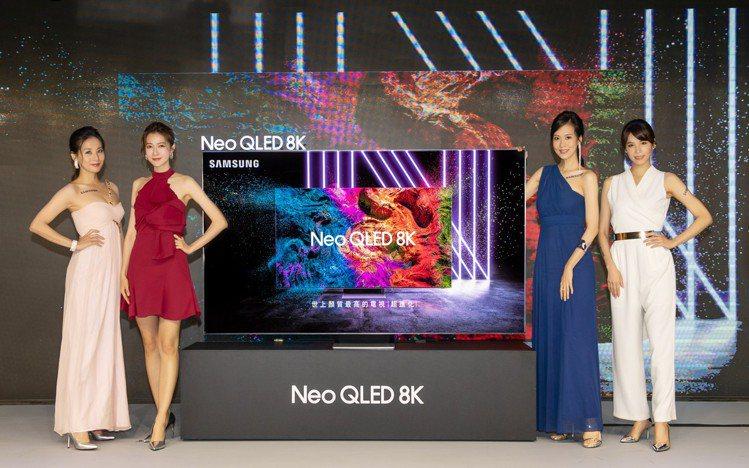 全新使用Mini LED顯示技術的三星Neo QLED量子電視系列正式在台上市。...