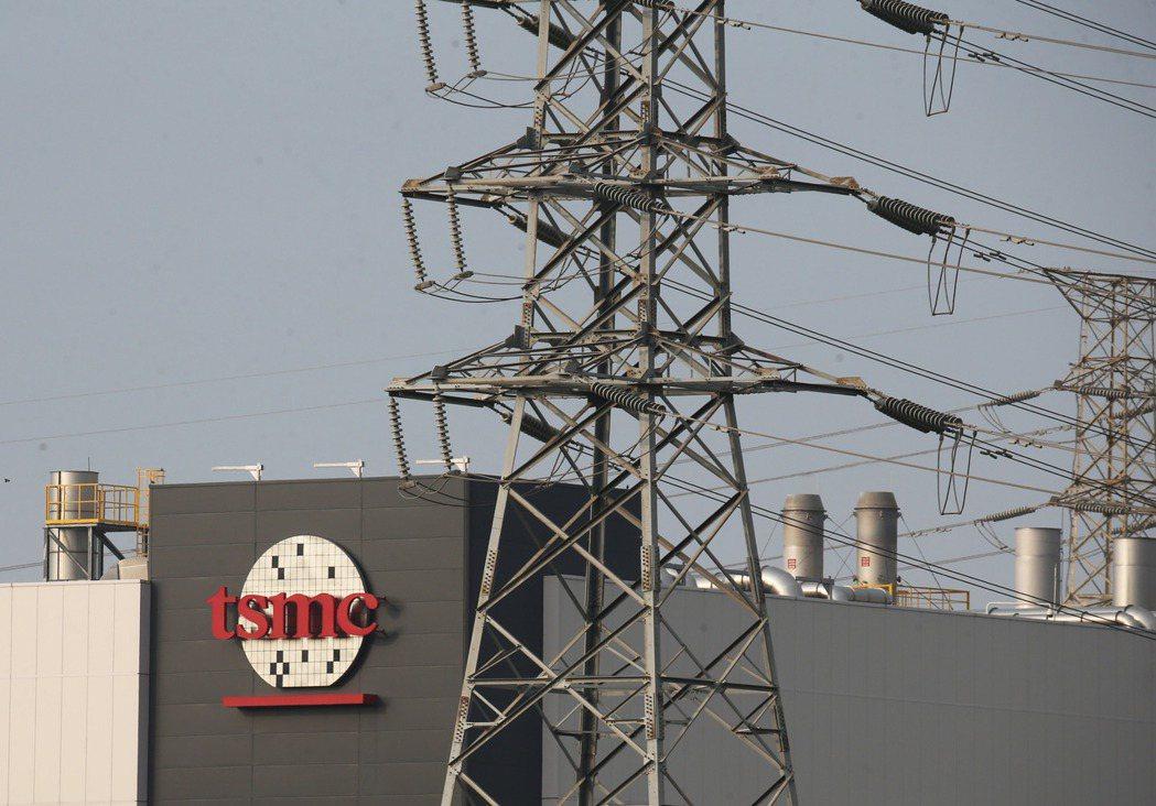 南科在本月14日發生嚴重停電事故,傳出台積電損失10億元。圖/本報資料照片