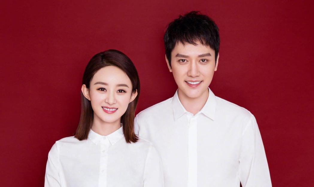 趙麗穎、馮紹峰確定離婚。圖/摘自微博