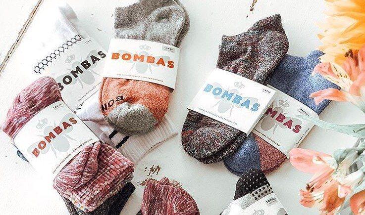 成立於2013年的美國B型企業 - 邦巴斯(BOMBAS)將不受重視的襪子,製作...