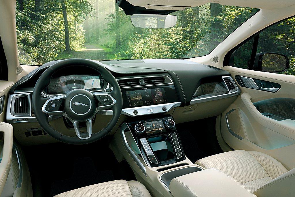 全新21新年式Jaguar I-PACE提供單一EV 400S車款,同步升級固定...