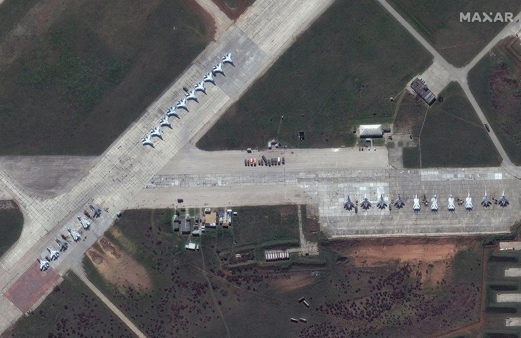 根據俄國《塔斯社》說法,像是精銳的58軍、41軍、以及多支空降軍團,都將即日離開...